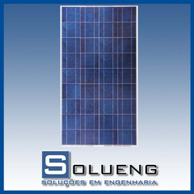 Painel / Módulo Solar Fotovoltáico - 95w - Solueng