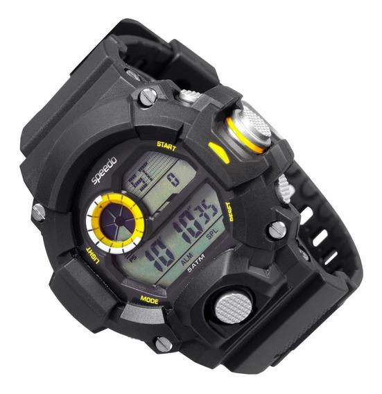 Relógio Speedo Sport Lifestyle Cronômetr Alarme 81091g0egnp2