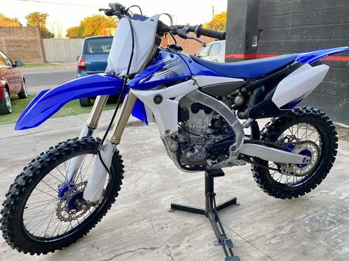 Yamaha 450 Yzf