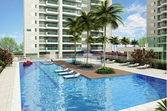 Apartamento Residencial À Venda, Parque Das Paineiras, Birigüi - Ap0533. - Ap0533