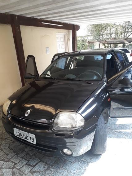 Renault Clio 1.0 16v Rt 5p 2002