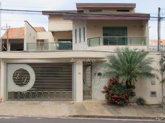 Casa À Venda, 3 Quartos, Jardim São Camilo - Santa Bárbara D