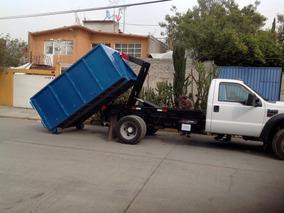 Sistema De Gancho Para Camioneta , Sistema Roll On Y Roll Of