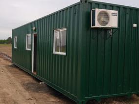 Contenedores / Containers / Oficina