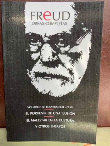 El Malestar De La Cultura - Porvenir De Una Ilusión - Freud