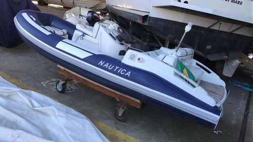 Jet Boat Nautica 68cv - Americano - Igual Willians