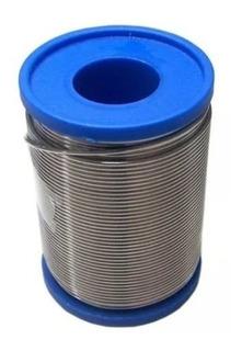 Fio De Solda Estanho Eletrônica 1.0 Mm Rolo 250g Cobix 60x40