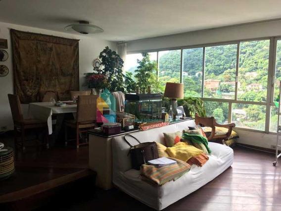 Apartamento-à Venda-gávea-rio De Janeiro - Boap40100
