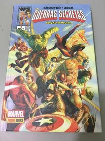 Guerras Secretas Edição Especial - Marvel