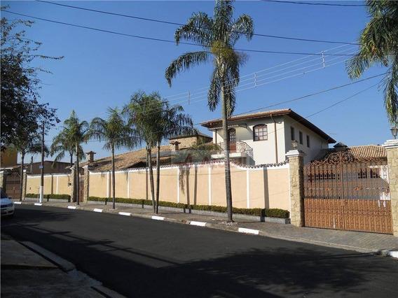 Casa Residencial À Venda, Parque Jatibaia (sousas), Campinas. - Ca0331