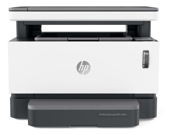 Impressora Multifuncional Hp Neverstop 1200w Com Wi-fi 110v