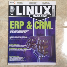 Revista Linux Magazine N39 02/98 Erp & Crm Rede Plone 3.0.