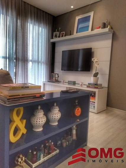 Lindo Apartamento Cambui Campinas - Ap00862 - 32100832