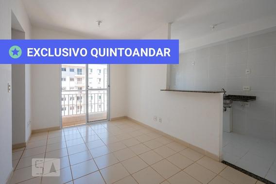 Apartamento No 18º Andar Com 2 Dormitórios E 1 Garagem - Id: 892990431 - 290431