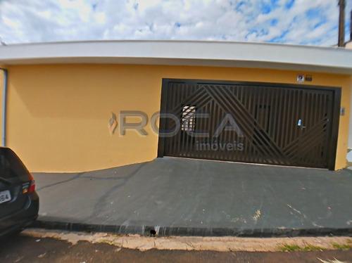 Imagem 1 de 6 de Aluguel De Casas / Padrão  Na Cidade De São Carlos 5578