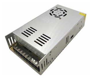 Fuente Switching 12v 40a 40amp 41 A Amp Regulable Cctv Led