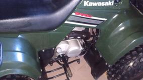 Kawasaki Bayou 250 Impecable, Muy Poco Uso.