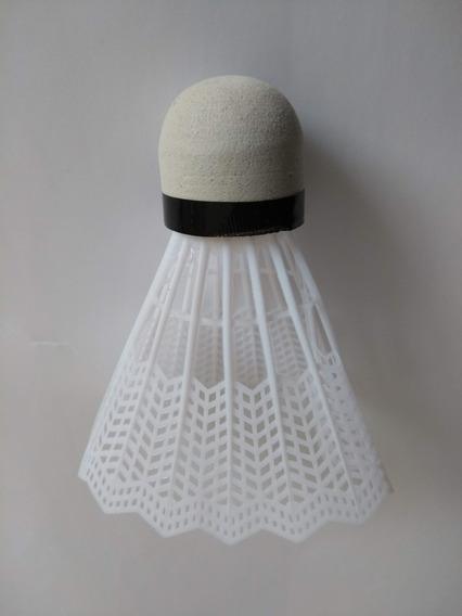 Gallito Badminton 3 Piezas Nucleo Esponja Gallitos