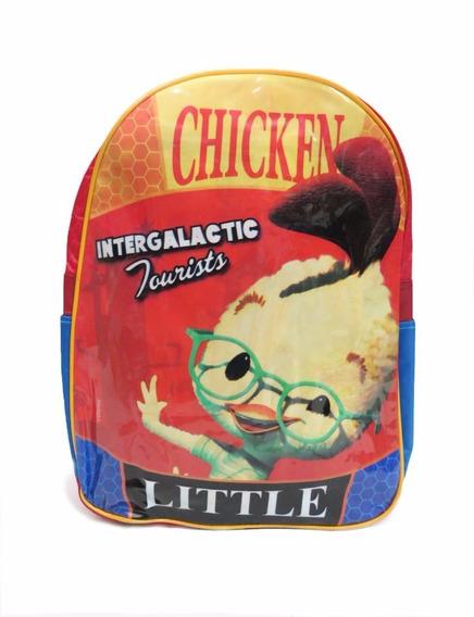 Mochila Colegial Chicken Little Espalda Oferta - Children