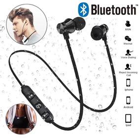 Fone De Ouvido Bluetooth Intra Auricular Sport Fone Wireless