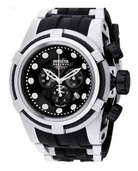 Relógio Masculino Invicta Zeus Preto Bolt Reserve / 0827