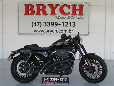 Harley Davidson Xl 1200 Xl 1200 Roadster Cx Abs 2017