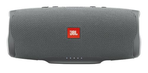 Parlante JBL Charge 4 portátil con bluetooth grey