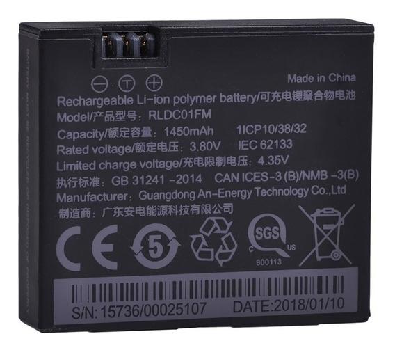 Bateria Para Camera De Acao Xiaomi Mijia 4k
