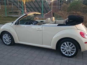 Volkswagen Beetle 2.0 Cabrio Tiptronic At