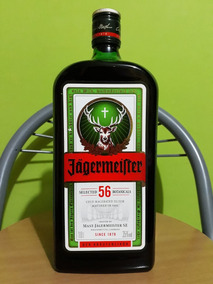 Jagermeister Litro 100% Original / Jack Daniels/honey/jager