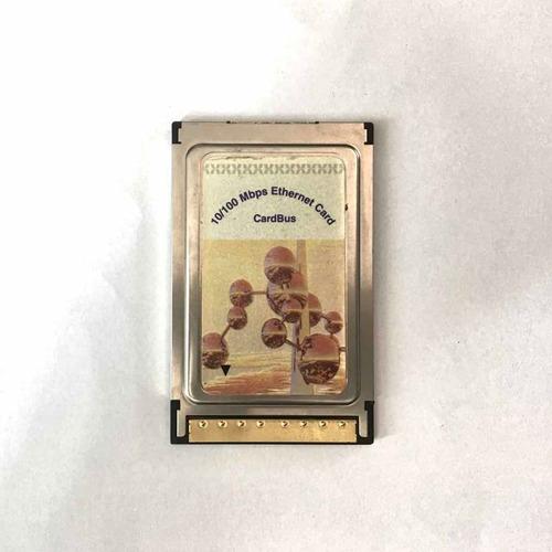 Imagem 1 de 2 de Pcmcia 10/100 Mbps Ethernet Card  Para Camera Kodak Dc220