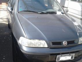 Fiat Palio 1.0 Fire 4 Portas Cinza Novo Barato 2003 ! Oferta