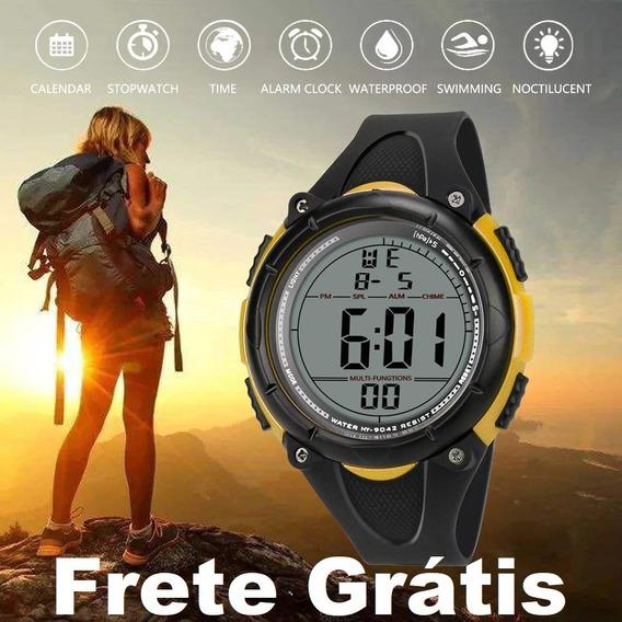 Relógio Digital Esportivo Gf Importado A Prova D