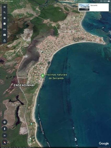 Terreno Em Centro, Ipojuca/pe De 0m² À Venda Por R$ 165.000,00 - Te322371