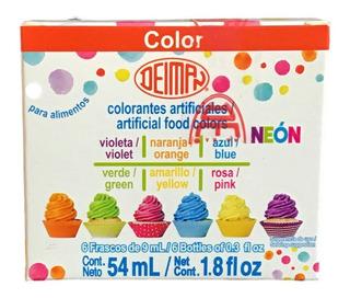 Colorantes Vegetales Neón