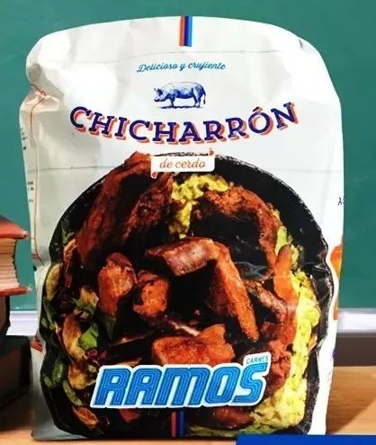 1 Kg Chicharrón De Cerdo Carnicería Ramos Monterrey.