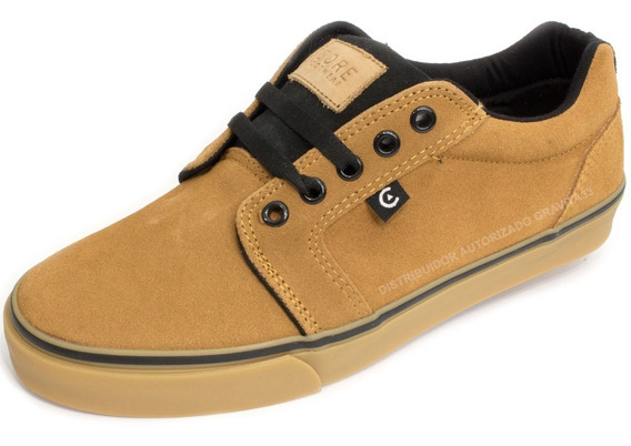 Tenis Skate Core Footwear Smith Yellow Gum 172195