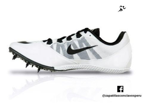 Náutico doble caliente  Zapatillas De Atletismo Con Clavos Nike Velocidad | Mercado Libre
