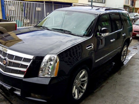 Cadillac Escalade 6.2 Paq P Plinum 4x4 At 2013