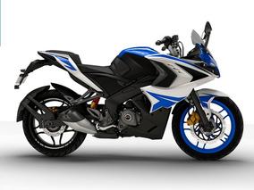 Moto Bajaj Pulsar Rouser Rs 200 Cuotas Dni 0km Urquiza Motos
