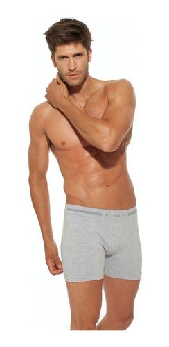 Imagen 1 de 8 de Pack De 6 Boxers Eyelit Original Sin Costuras Al Cuerpo Algo