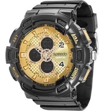 Relógio Speedo Esportivo Masculino 65075g0evnp3 Promoção