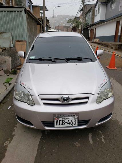 Toyota Corolla Corolla Hatcback