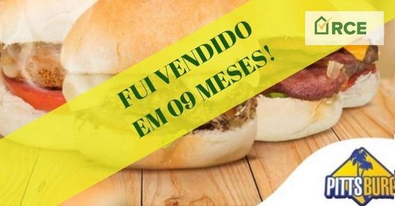 Uma Franquia De Alimentação fast Food Muito Bem Conceituada, Em Localização Privilegiada E Estou Sendo Vendida Por 499mil! - Pt0008