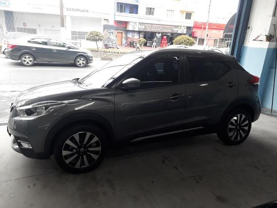 Nissan Kicks Sl 1.6 2017 Automatico - Unico Dono