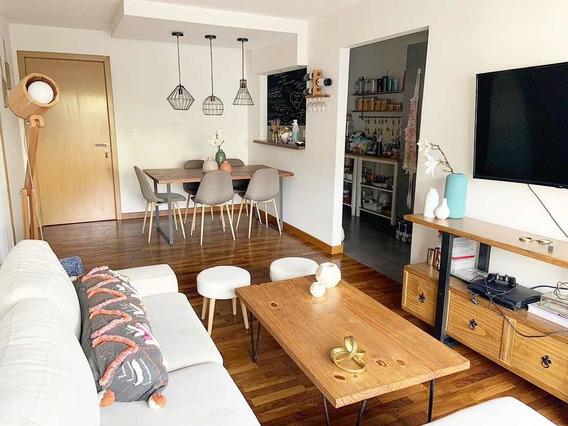 Apartamento 2 Dormitorios Y 2 Baños Punta Carretas Golf