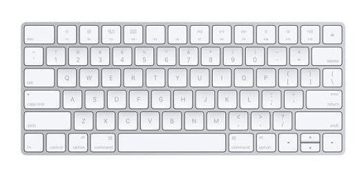 Apple Teclado Magic Keyboard 2 Lacrado Na Caixa + Grátis