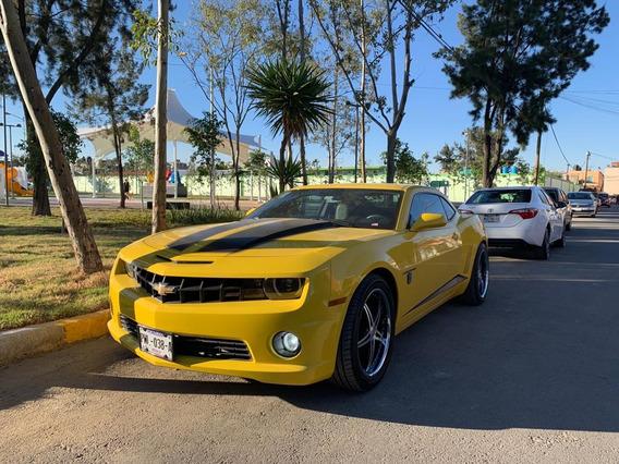 Chevrolet Camaro Ss Estándar