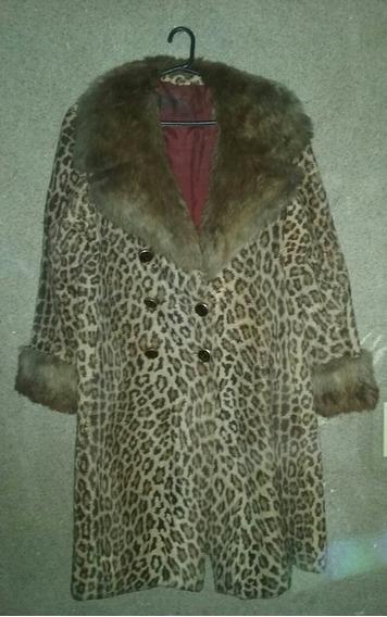Tapado Simil Leopardo
