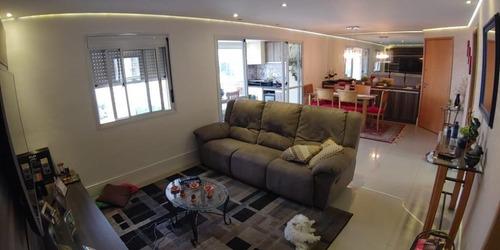 Apartamento Com Varanda Gourmet - 3 Dormitórios À Venda, 112 M² Por R$ 979.000 - Lauzane Paulista - São Paulo/sp - Ap8242